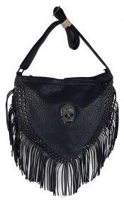 Handtasche Skull Totenkopf 3D Indiana