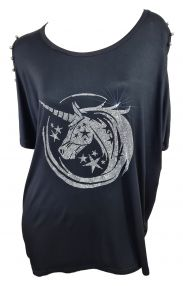 Einhorn T-Shirt für die Mami