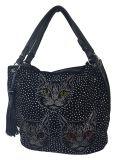 Beutel Handtasche Beuteltasche Katzen