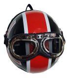 Designer Handtasche Motorradhelm Sport