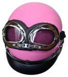 Designer Handtasche Motorradhelm Pink
