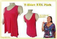 T-Shirt XXL Neon Pink