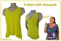 T-Shirt XXL Neon Gelb